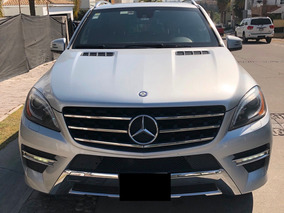 Mercedes-benz Clase Ml 500 Blindada 3 Plus