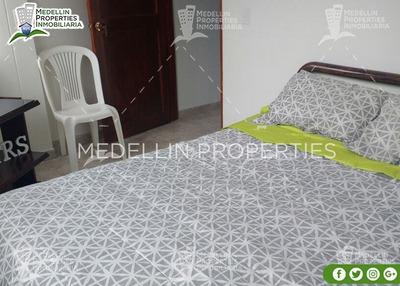 Arrendamiento Amoblados Por Meses Medellín Cód: 4908