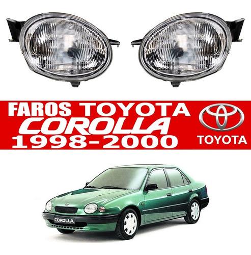 Faro Corolla Sapito 1999 2000