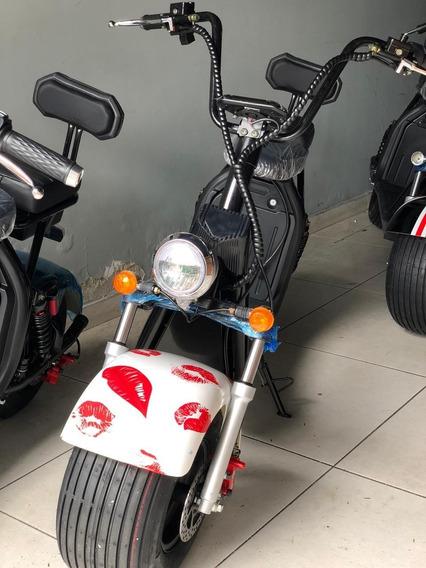 Moto Elétrica 2lugares 2000w