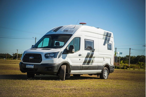 Silfred Motorhome- Equipamiento Ford Transit Cap 3 Personas
