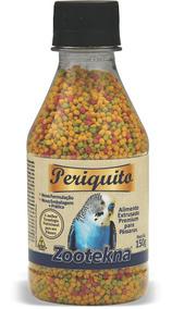 Alimento Extrusado Premium Para Periquito - 150 G