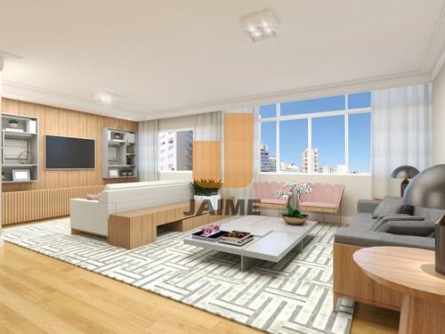 Apartamento Reformado, 3 Dormitórios, 1 Suíte, 1 Vaga Com 154 M2 - Bi4432