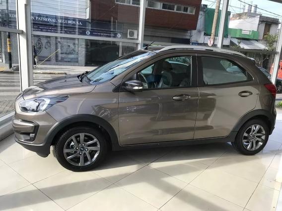 Ford Ka Freestyle Sel Automatico