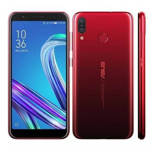 Celular Asus Zenfone Max M2 Tela 5.5 32gb Zb555kl Vermelho