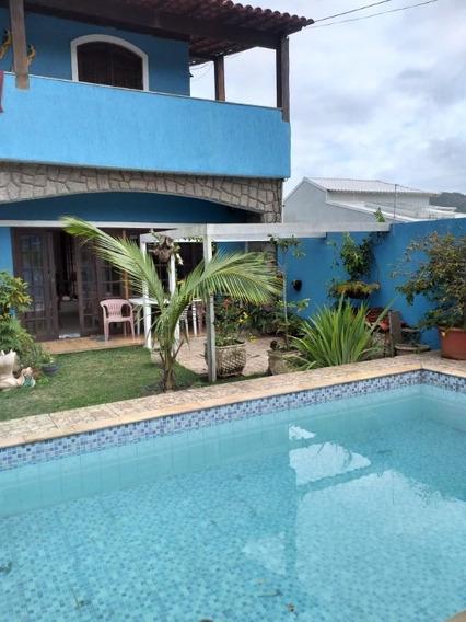 Piratininga -pertinho Da Praia- Casa Com 298m2 4qrts 3 Stes E 3 Vagas - Ca00003 - 34306476