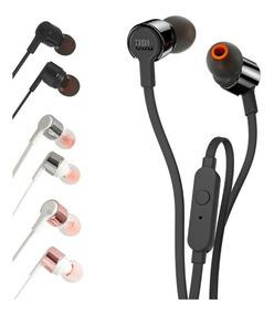 Fone De Ouvido Intra-auricular Jbl T210 Purebass Tune 210 P2