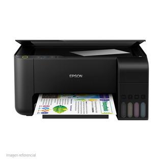 Multifuncional De Tinta Epson Ecotank L3110, Imprime/escanea