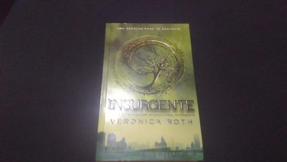 Livro Insurgente-saga Divergente Pronta Entrega Barato