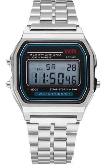 Kit 3 Relógio Digital Wr Tradição