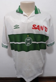 Camisa Do Coritiba 1995 - 10 Sanyo