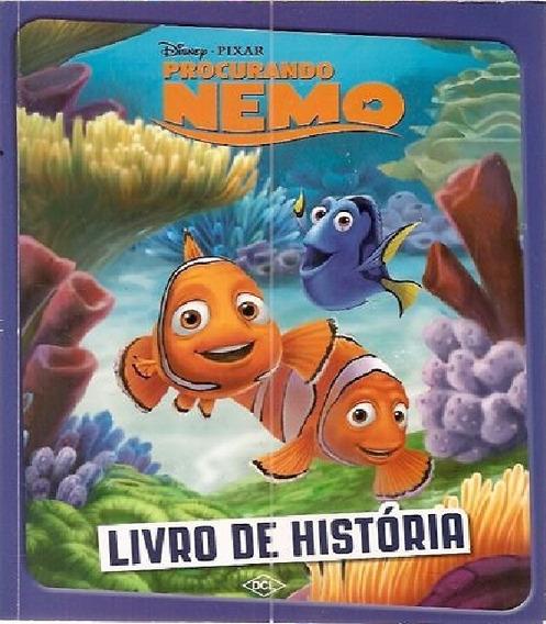 Livro Procurando Nemo: Livro De História Frete Gratis