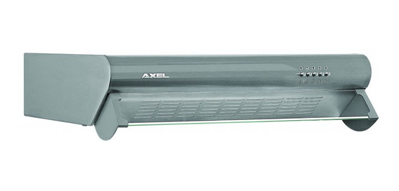 Extractor purificador cocina Axel AX-800 ac. inox. 600mm x 140mm x 495mm acero inoxidable 220V