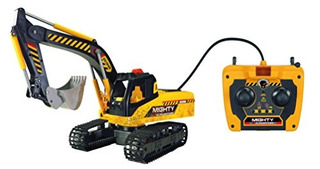 Dickie Toys 114 Remote Control Mighty Excavator Vehiculo