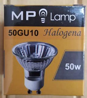 Lampara Halogena Gu10 50w-220v Mp