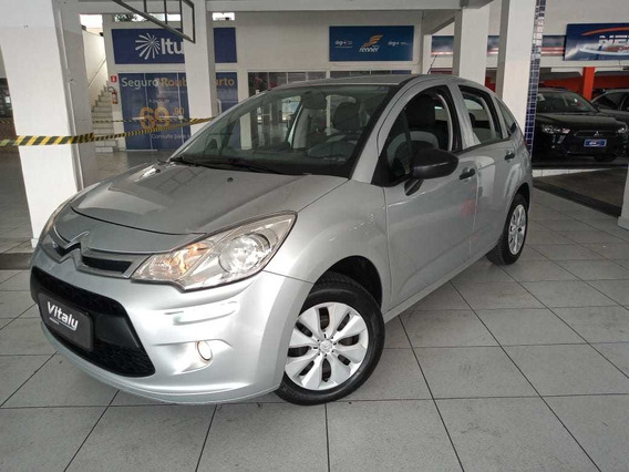 Citroën C3 2014 1.5 Origine Flex 5p