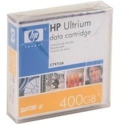 Cinta Datos Hp 400gb Ultrium 2 Data Cartridge C7972a