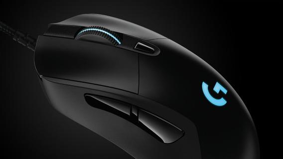Mouse Gamer Logitech G403 Com Fio Usb Nfe E Garantia 2 Anos
