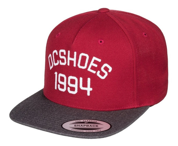 Gorra Dc Shoes Style Fellis