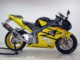 Honda - Cbr 900rr Fireblade - 2003 Amarela