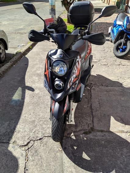 Vendo Moto Sym Crox 150 Modelo 2018