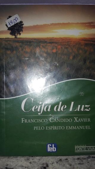 Livro; Ceifa De Luz.
