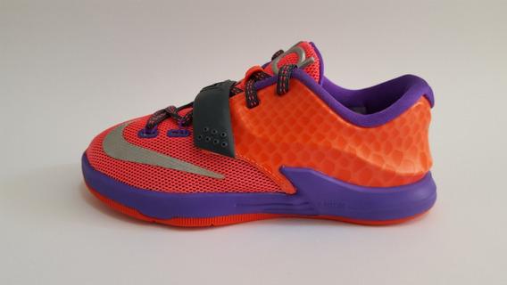 Tenis Nike Kevin Durant 7 Preescolar Basketball Del 17mx