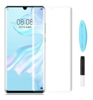 Vidrio Templado Curvo Uv Glass Huawei Mate 20 Pro P30 Pro 9h
