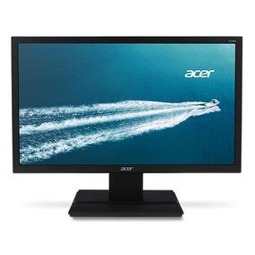 Monitor Led 19.5 Acer Hd Vga Hdmi - V206hql