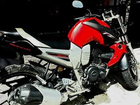 Yamaha Fz Roja