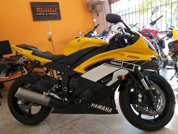 Yamaha R6 Edición Limitada 50 Aniv.
