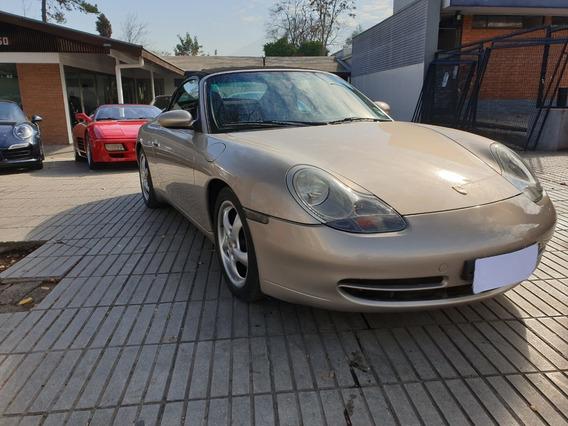 Porsche 911 Carrera 3.4 Aut 2001