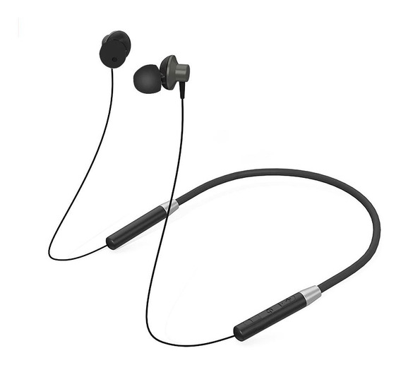 Lenovo Bluetooth Fone De Ouvido Ipx5 Preto
