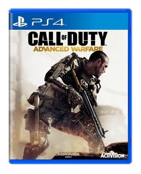 Call Of Duty Advanced Warfare Ps4 Mídia Física