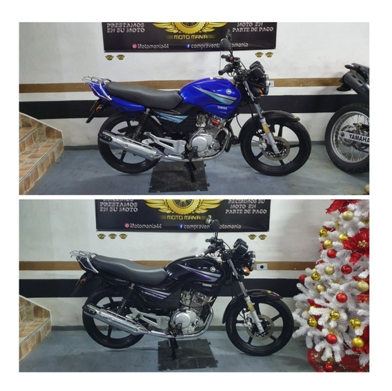 Yamaha Libero 125 Mod 2015 Y 2016 Traspasó Incluido