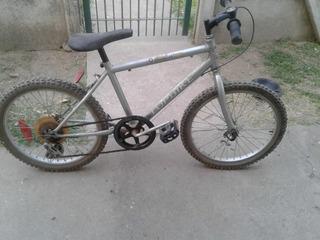 Bicicleta Tipo Cross Rodado 20,exelente,liquido!!!