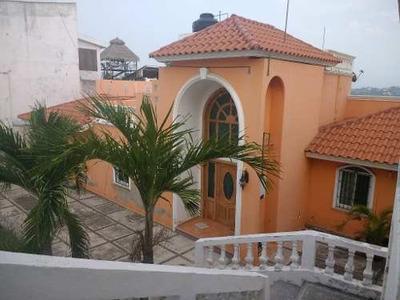 Casa Super Amplia En Colinas De Santiago, 4 Recamaras 3 Baños , Terraza Grande , Vista Al Mar