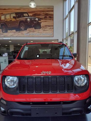 Jeep Renegade 1.8 Sport Manual Financiado