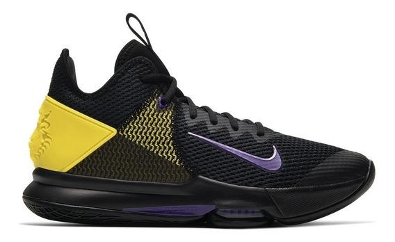 Tênis Nike Lebron Witness 4 Masculino - Basquete