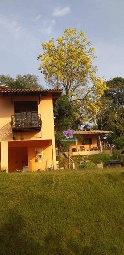 Chácara De 1000 M² À Venda - Viçoso - Araçariguama/são Paulo - Ch0126