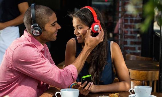 Jbl E40bt Auriculares Estéreo Bluetooth De Alto Rendimiento