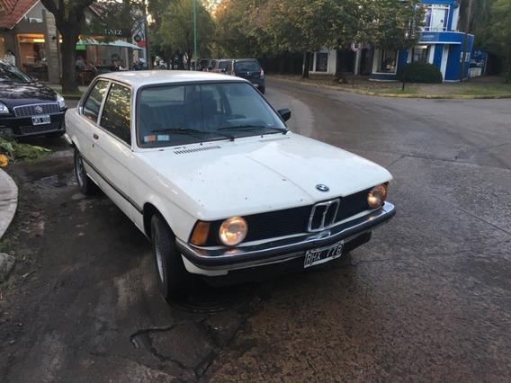 Bmw 316 E 21 1981