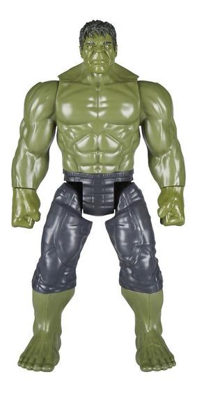 Marvel Titan Hero Series Figura Hulk 12 Pulgadas