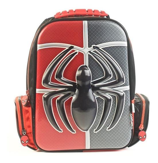 Mochila Jardin 12´´ Rigida Spiderman - Hombre Araña - 82662