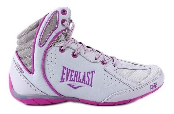Tênis Everlast Strike Cano Alto Feminino Elw124