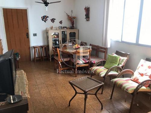 Apartamento Com 3 Dormitórios À Venda, 70 M² Por R$ 190.000 - Enseada - Guarujá/sp - Ap9428