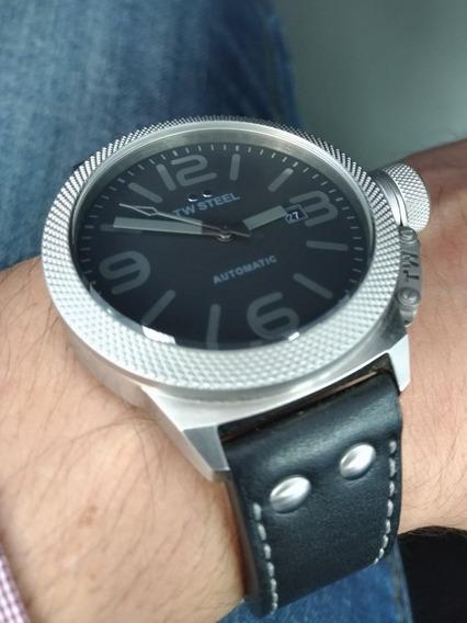 Relógio Automático Tw Steel Canteen 45 Mm