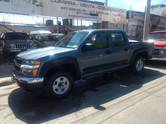 Chevrolet Colorado 2.9l Cabina Doble Paq A 4x2 Mt 2007