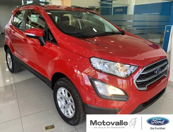 Ford Ecosport Se Mecánica
