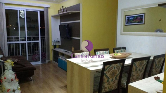 Apartamento Residencial À Venda, Jardim Santa Helena, Suzano. - Ap0499